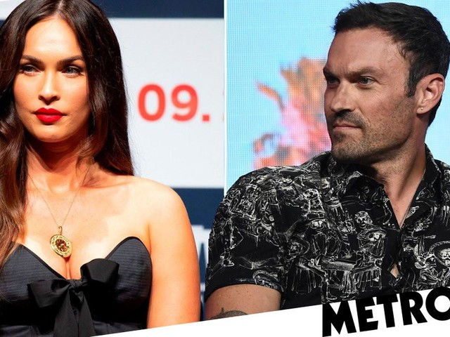Brian Austin Green mocks ex Megan Fox's post about 'achingly beautiful' boyfriend Machine Gun Kelly