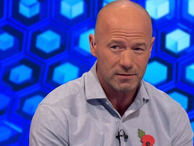 Alan Shearer reacts to Man United's 4-0 loss to Everton