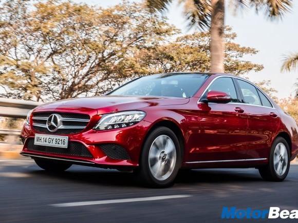 2019 Mercedes C220d Test Drive Review