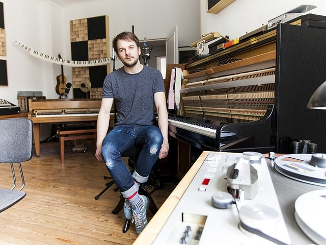 Nils Frahm announces new album All Melody and US tour