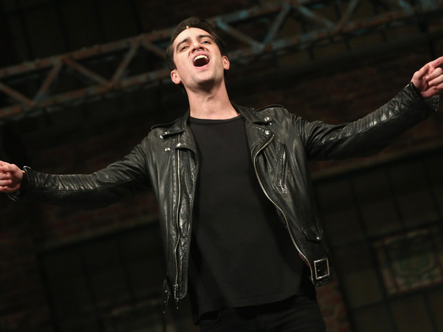 Panic! at the Broadway Box Office: Brendon Urie Gives 'Kinky Boots' a Jolt