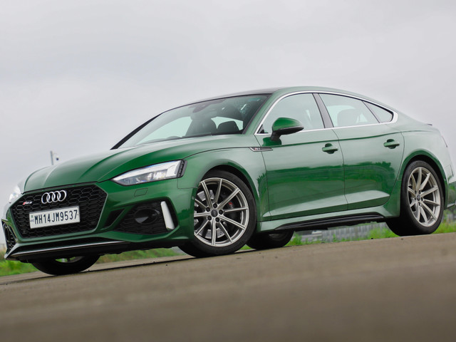 New Audi RS 5 Sportback launched in India