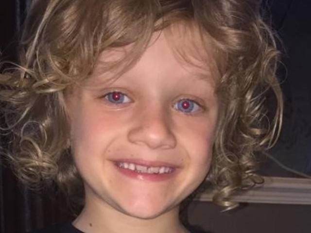 Nine-year-old boy's stepdad saw him struck by lightning as he played football, inquest hears