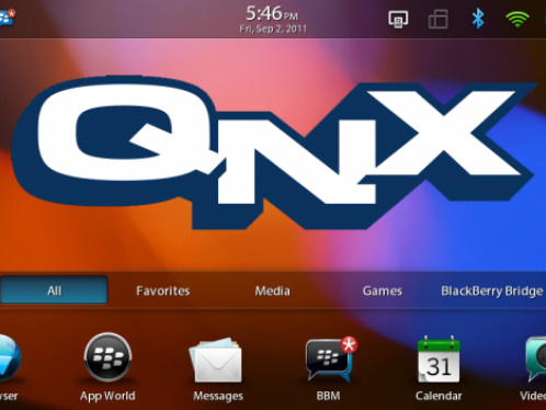BlackBerry QNX Will Form The Core Of Delphi's Driverless Car OS