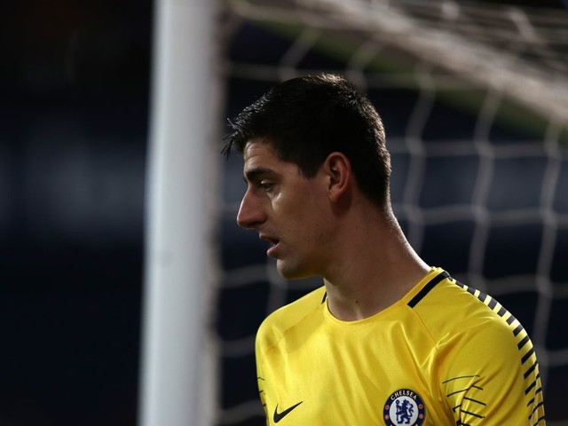 Courtois prefers to delay contract extension talks with Chelsea to end of season