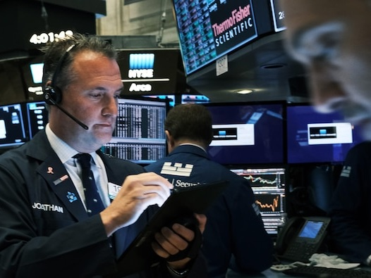 Nasdaq jumps 2.3% as tech stocks lead a broad rally amid tempered inflation fears (INX, DJIA, COMPX, NDX, RUI, RUT, BTC-USD)