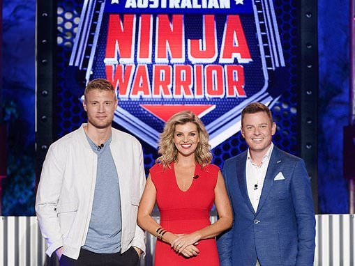 Australian Ninja Warrior's season three premiere date is revealed