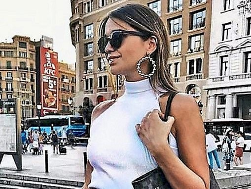 Animal print skirts and statement earrings boost sales and profits at fashion chain Zara