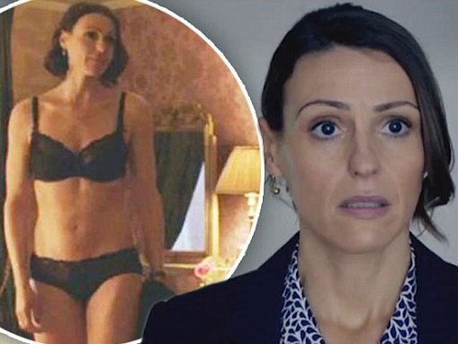 Suranne Jones strips off for new series of Doctor Foster