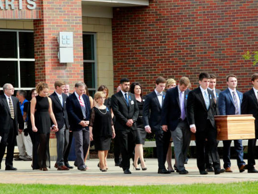 Otto Warmbier Jailed By North Korea Laid To Rest In Ohio