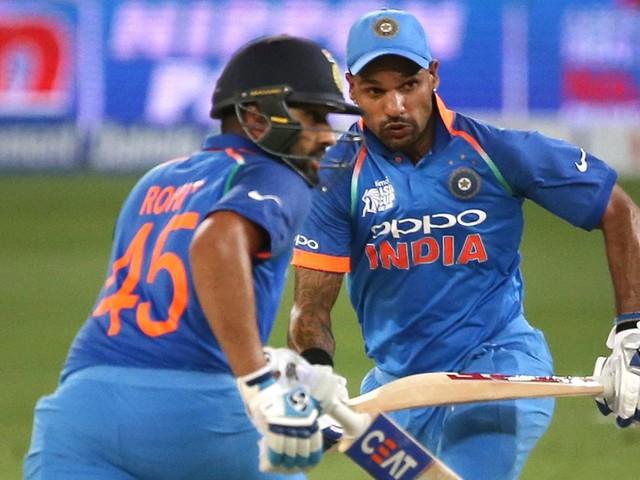 Dhawan, Rohit, Bumrah consign Pakistan to nine-wicket defeat