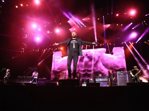 Kasabian announce special forest gig