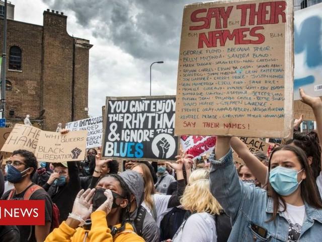 Black Lives Matter: Sir Keir Starmer 'regrets' calling movement a 'moment'