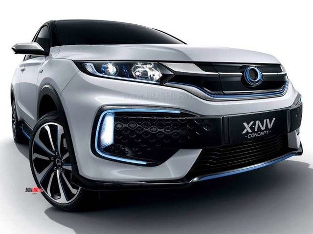 Honda XNV Electric Concept Debuts – Based on HRV SUV