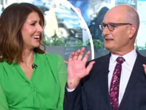 Sunrise: David Koch horrified by co-host Natalie Barr's shower habits