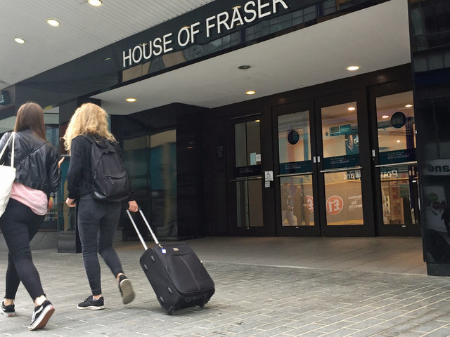 House Of Fraser To Close 31 Stores And Axe 6,000 Jobs