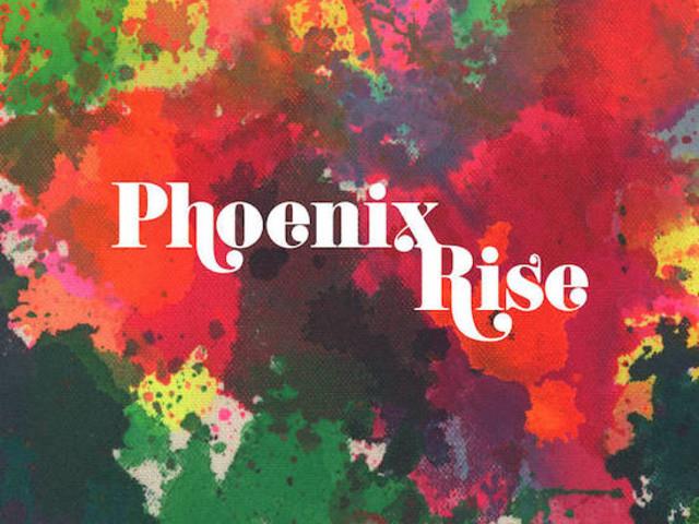 Sunny Jain - Phoenix Rise