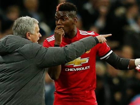 """Mourinho on the """"lies and bull****"""" being said about Pogba"""