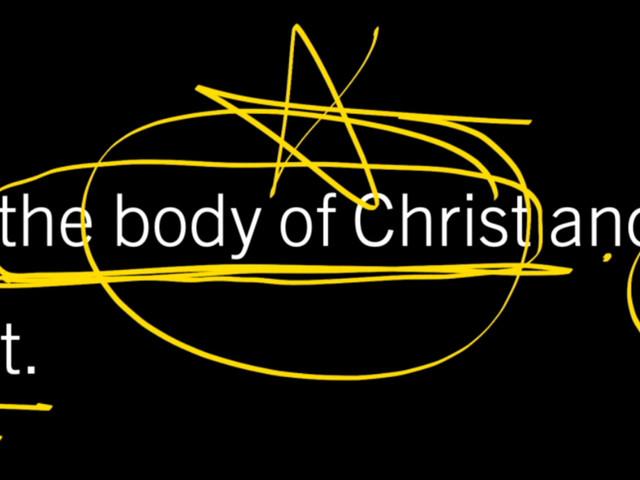 How Do Saints Build the Body? Ephesians 4:11–14, Part 5