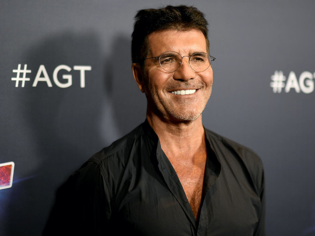 Simon Cowell Hospitalized After Injuring His Back in an Electric Bike Accident
