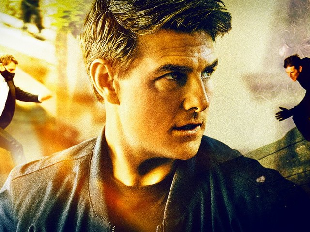 Tom Cruise Rides a Train in New Mission: Impossible 7 Image, Talks Pandemic Filming