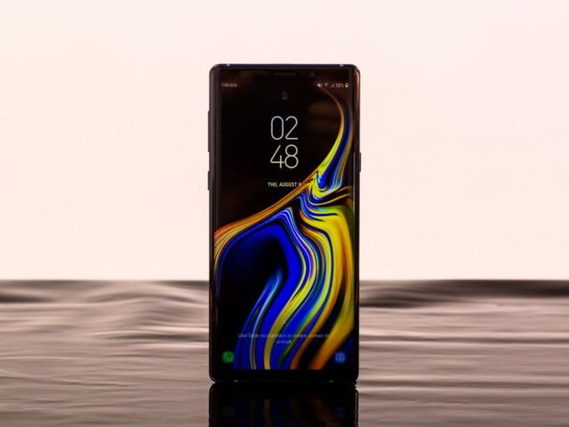 I've been using Samsung's new $1,000 Galaxy Note 9, and it's the only smartphone actually worthy of its high price tag