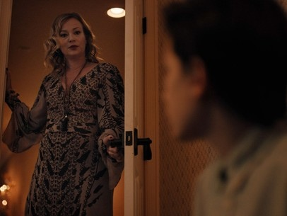 Meet actress Samantha Mathis of Pump Up the Volume, American Psycho, and her newest, Boarding School.