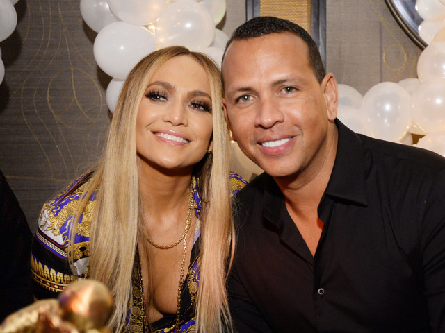 Alex Rodriguez Writes Sweetest Note Wishing Jennifer Lopez a Great First Day at Work!