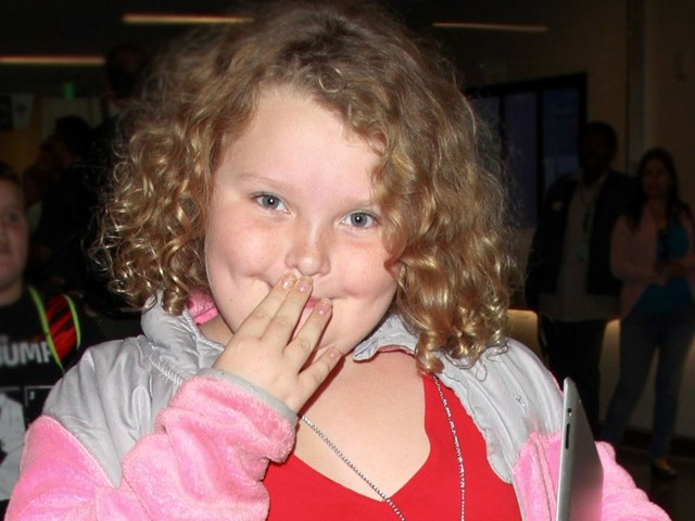 Honey Boo Boo Blasts Accusations She's 'Acting Black'