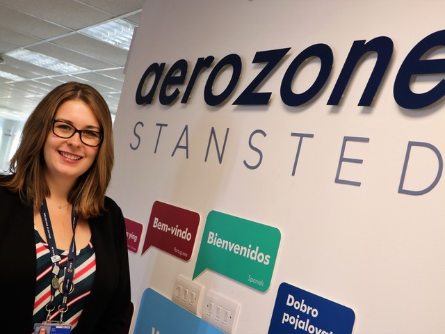 Aerozone Stansted celebrates 15,000 visitors - interview with education coordinator Alex Smith