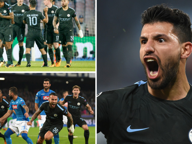 Man City news and transfer rumours LIVE Sergio Aguero updates and Napoli reaction