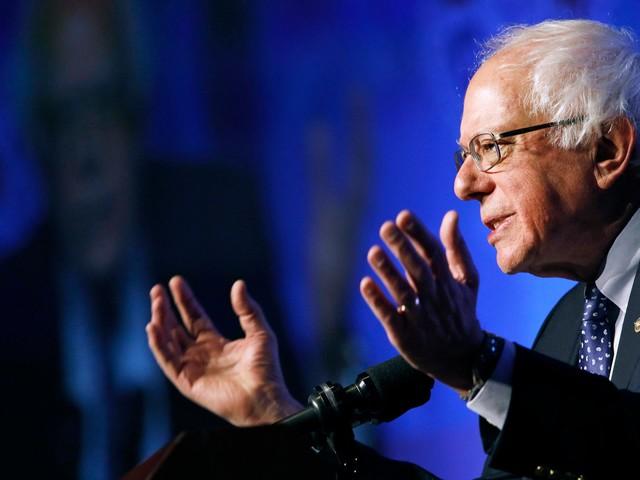 Bernie Sanders slams Nicolas Maduro as a failure, but won't support a US military intervention in Venezuela
