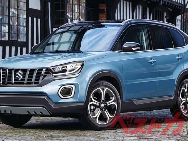 Next-Generation Suzuki Vitara With PHEV Coming In 2024