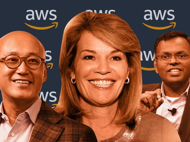Meet the 11 power players helping Amazon's massively profitable cloud uphold its market dominance over Microsoft and Google (AMZN)