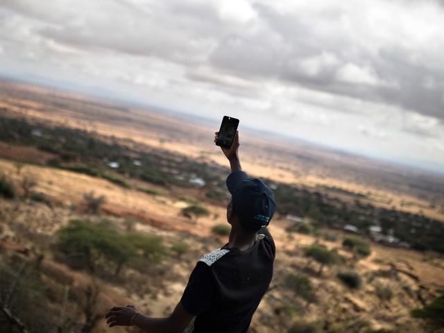 A Remote Tanzanian Village Logs Onto the Internet