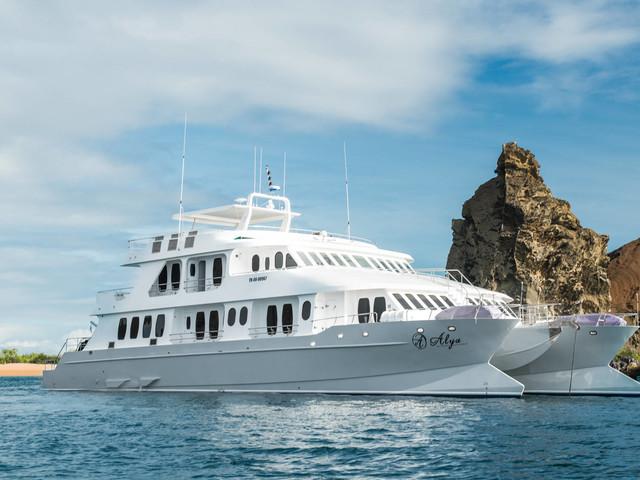 NEW Galapagos Islands Luxury Yacht Cruise
