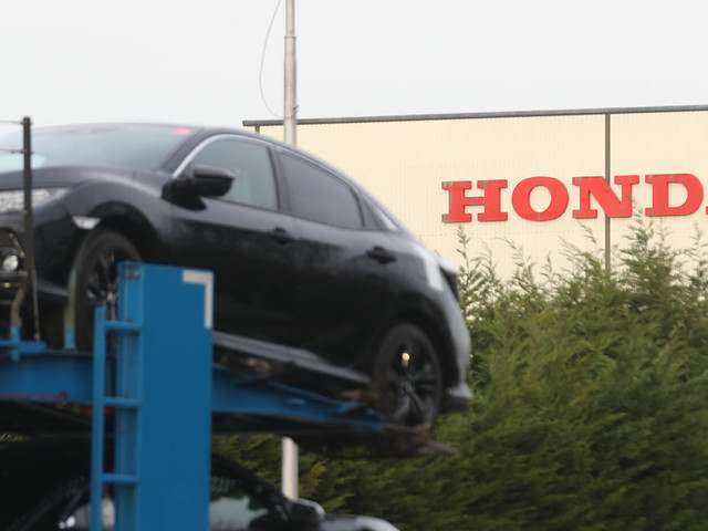 As Honda Prepares To Close Its Swindon Factory, Here's A Rundown Of A Dreadful Few Months For British Industry