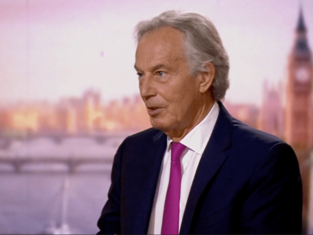 Blair: Double-Vaccinated People Should Be Given Greater Freedoms