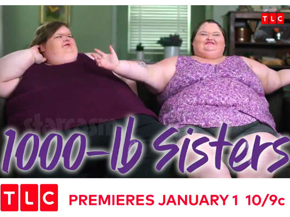 Youtuber Amy Slaton to star in TLC series 1000-Lb Sisters with sister Tammy Slaton