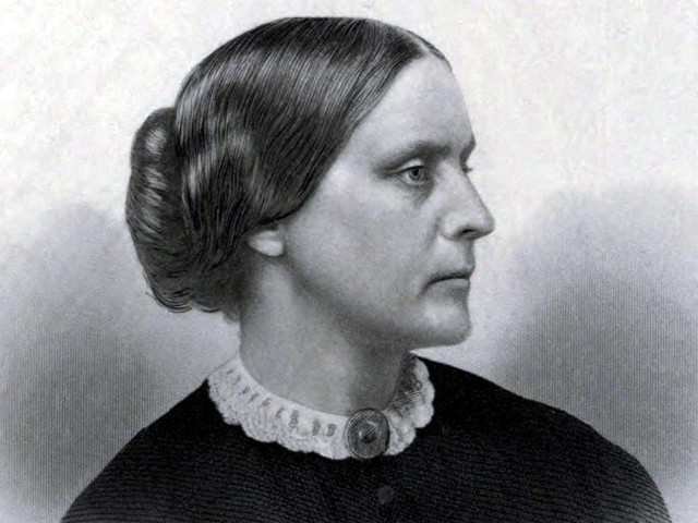 The Battle Over Susan B. Anthony