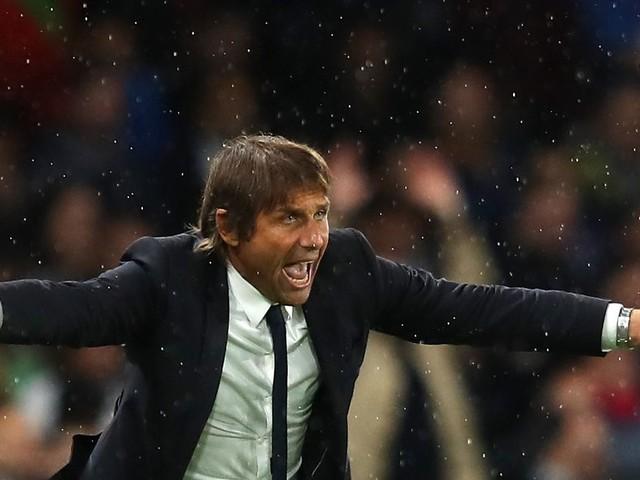 Antonio Conte nominated for Best FIFA Men's Coach
