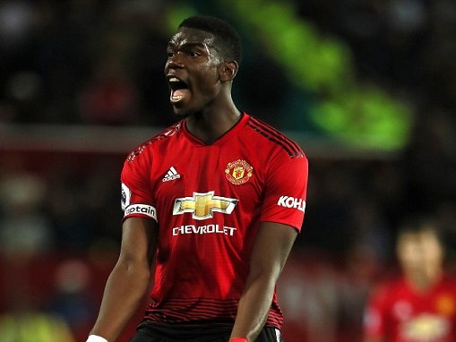 Barcelona director Ariedo Braida claims club will not bid for Manchester United superstar Paul Pogba