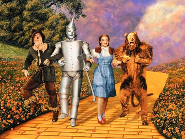 Google salutes Wizard of Oz with a ruby slipper Easter egg - CNET