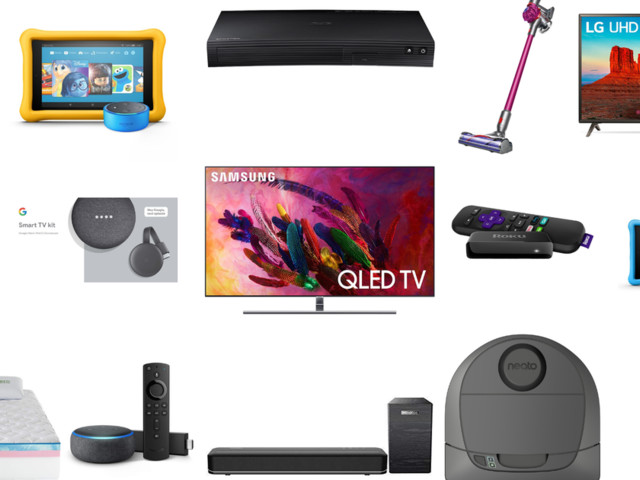 AirPods, Roku, Dyson vacuums, and the best 4K TV deals for Jan. 16