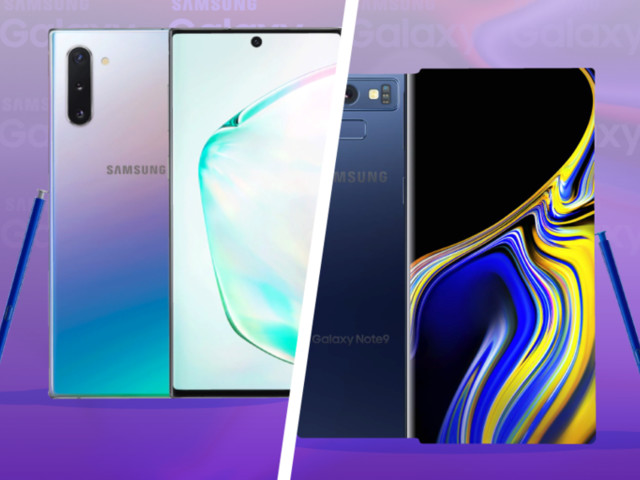 We compared the new Samsung Galaxy Note 10 Plus to the Note 9 to see if it's worth upgrading, and the answer is yes