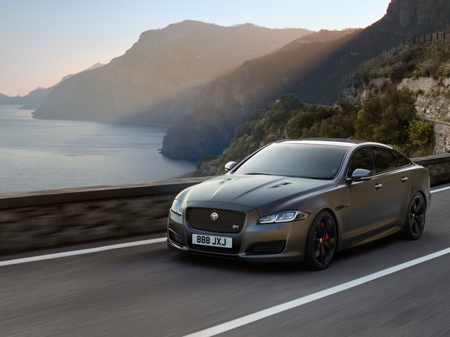 Hot Jaguar XJR575 revealed as brand's most powerful production saloon yet