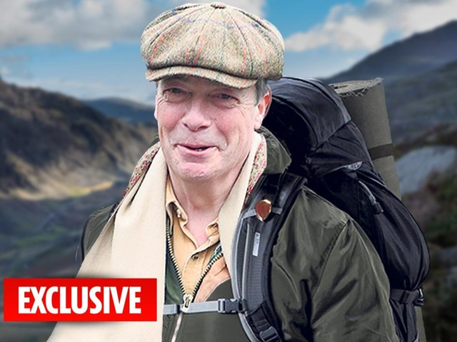 Nigel Farage in advanced talks to take part in next series of Celebrity Hunted