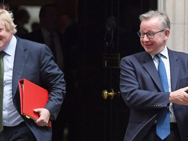Michael Gove suggested closing British banks the day after Brexit to prevent financial chaos