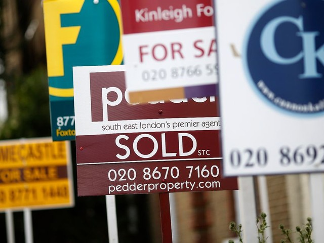 House asking prices in biggest June surge for six years - but stalling in London