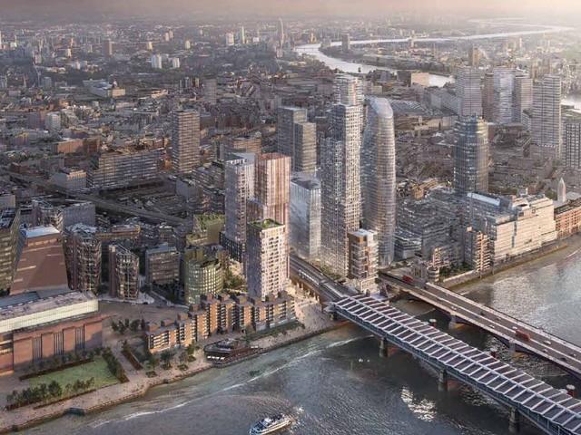 More tower blocks planned for Bankside
